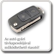 GT-Alarm autóriasztó, Basic