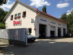 Duett autóriasztó beszerelés Budapest