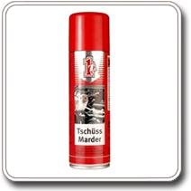 nyest riasztó aerosol