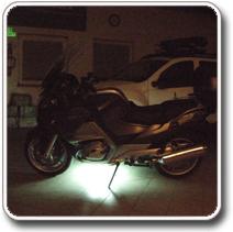 LED világítás autóba, motorra