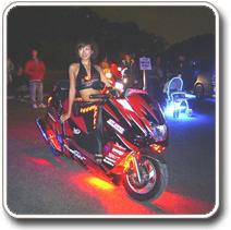 LED világítás autóba, motorba