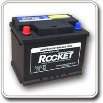 ROCKET autó akkumulátorok